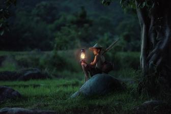 Lampy fotowoltaiczne